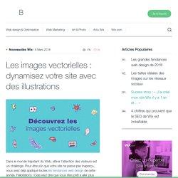 Les images vectorielles : dynamisez votre site avec des illustrations