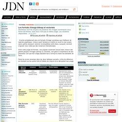 Les formats d'image bitmap et vectoriels - JDN Développeurs