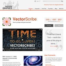 Astute Graphics: VectorScribe plugin for Adobe Illustrator - Includes groundbreaking Dynamic Corners tool