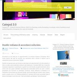 Doodle: vediamo di accordarci sulla data - Catepol 3.0