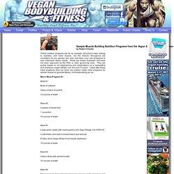 Vegan Bodybuilding & Fitness