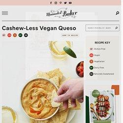 Vegan Cashew-Less Queso Dip