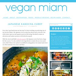 Vegan Japanese Curry
