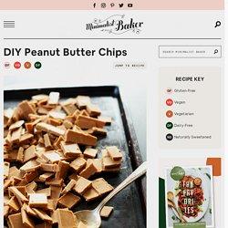 Vegan Peanut Butter Chips