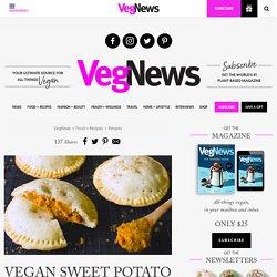 Vegan Sweet Potato Hand Pies