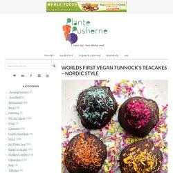 Vegan Tunnock's Tea Cakes