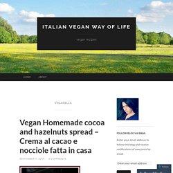 Italian Vegan Way of Life
