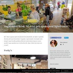 Veganem v Brně: 10 míst pro spokojené býložravce