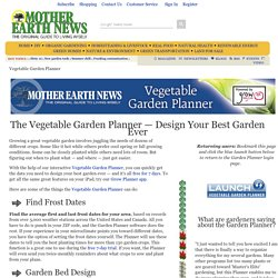 Vegetable Garden Planner Design Your Best Garden Ever