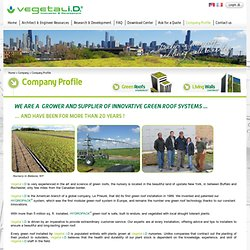 Vegetal I.D. Inc. profile - Vegetal I.D. Innovation & Development