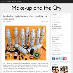 Les huiles végétales naturelles : les alliées de votre peau