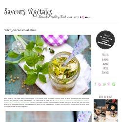 """""""Féta végétale"""" aux aromates frais"""