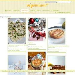 La référence des recettes végétariennes et végétaliennes