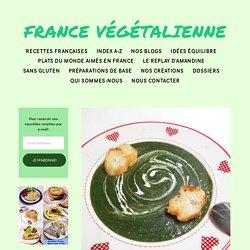 Soupe d'ortie (végétalien, vegan) — France végétalienne