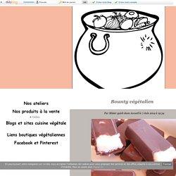 Bounty végétalien - La Marmite Végétale
