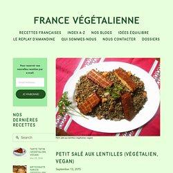 Petit salé aux lentilles (végétalien, vegan) — France végétalienne