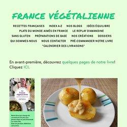 Fromage fondu (végétalien, vegan) — France végétalienne