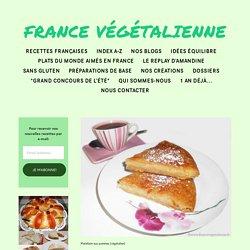 Matefaim aux pommes (végétalien, vegan) — France végétalienne
