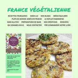 Galette de poireau (végétalien, vegan) — France végétalienne