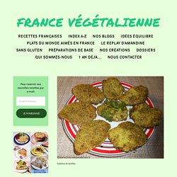 Galettes de lentilles (végétalien, vegan) — France végétalienne
