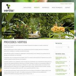 Mur végétalisé, les solutions VERTISS. Une gamme pour les mur vegetaux. - vertiss