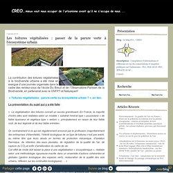 Les toitures végétalisées : passer de la parure verte à l'écosystème urbain - Le blog JGA / CREO