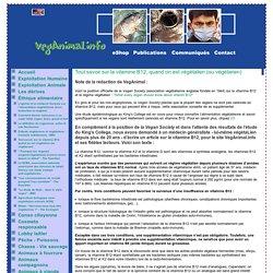 VegAnimal.info - Vegetalisme ethique: vegetalien, vegan, veganisme, vegetarisme, vegetarien strict : Bénéfique aux Humains, aux Animaux et à l'Environnement