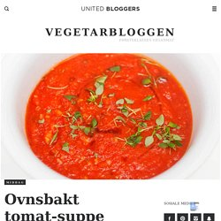Ovnsbakt tomat-suppe