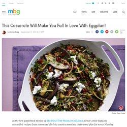 Vegetarian Eggplant Casserole Recipe (Gluten-Free)