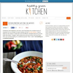 Healthy Green Kitchen Vegetarian Minestrone Soup with Fennel and Watercress