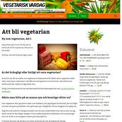 Vegetariska recept – Vegetarisk Vardag