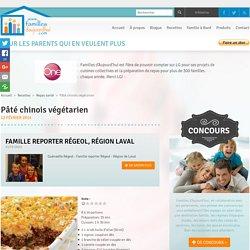 Pâté chinois végétarien - Recettes - Familles d'Aujourd'hui
