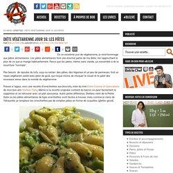 Diète végétarienne jour 16: Les pâtes - L'Anarchie Culinaire selon Bob le Chef