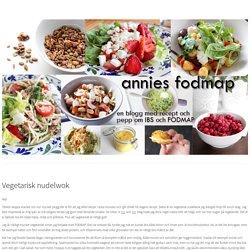 anniesfodmap - recept och pepp om IBS och FODMAP
