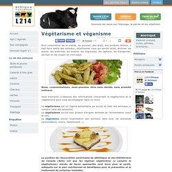 Végétarisme et véganisme