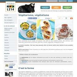 Végétarisme, végétalisme