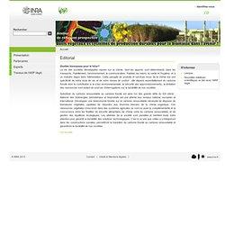VegA : Quels végétaux pour la biomasse du futur ?