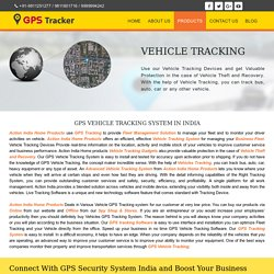 Best GPS Tracker for Vehicle in Delhi