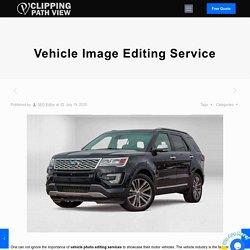 Vehicle Image Editing