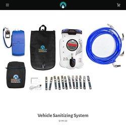 Vehicle Sanitizing System – ExtremeMist PSS