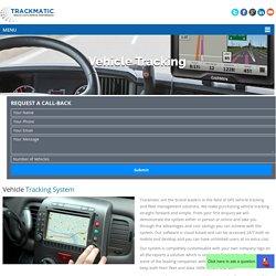 Vehicle Tracking System, New Zealand