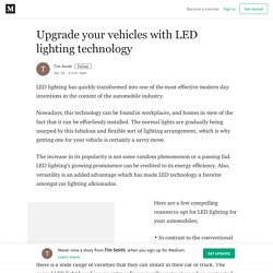 LED light bars for sale