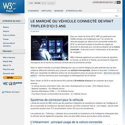 Le marché du véhicule connecté devrait tripler d'ici 5 ans