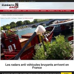 Les radars anti véhicules bruyants arrivent en France