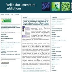 Resodoc Hte Normandie -Veille addictions