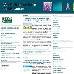 Veille cancer