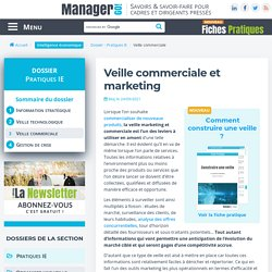 Veille commerciale - Manager GO!