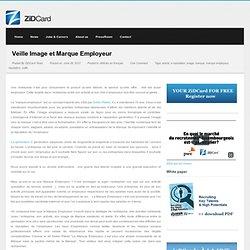 Veille Image et Marque Employeur