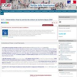www.veilleinfotourisme.fr