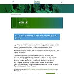 Ireps Nouvelle Aquitaine-Veille